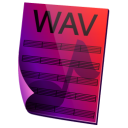 Wave Sound Icon 128px png