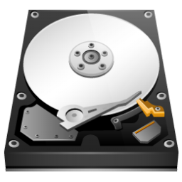 Hard Drive Icon 256px png