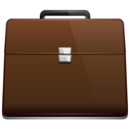 My Briefcase Icon 256px png