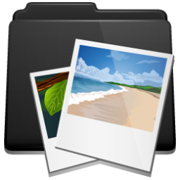 My Pictures Icon 256px png