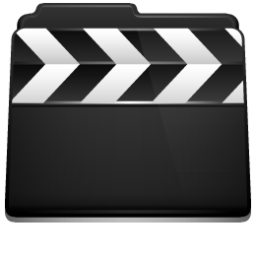 My Videos Icon 256px png