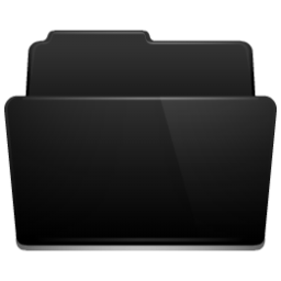 Open Folder Icon 256px png