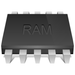 RAM Drive Icon 256px png