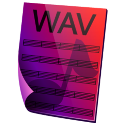Wave Sound Icon 256px png