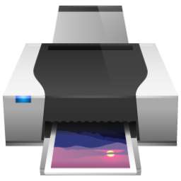 Printers & Faxes Icon 256px png