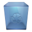 Recycle Bin Empty Icon 64px png