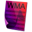 WMA Sound Icon 64px png