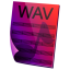 Wave Sound Icon 64px png