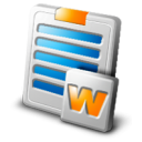 File Doc Icon 128px png
