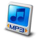 File Mp3 Icon 128px png