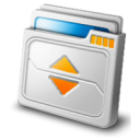 Folder Close Icon 128px png