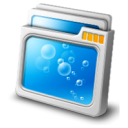 Folder Open Icon 128px png