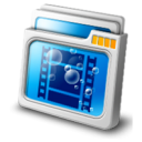 My Videos Icon 128px png