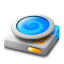 CD Driver Icon 64px png