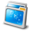 Folder Open Icon 64px png