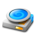 CD Driver Icon 72px png