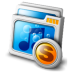 My Music Share Icon 72px png