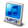 File Mp3 Icon 96px png