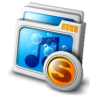 My Music Share Icon 96px png
