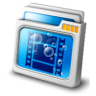 My Videos Icon 96px png