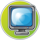 Monitor Icon 128px png