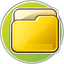 My Documents Folder Icon 128px png