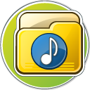 My Music Folder Icon icon