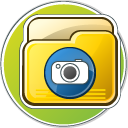My Photos Folder Icon 128px png