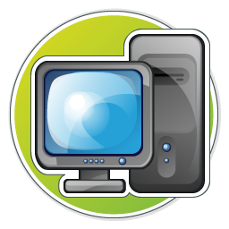 Computer Icon 256px png