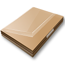 Open Folder Icon 128px png
