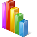 Chart Icon 128px png