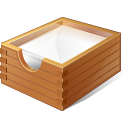 Paper Box Icon 128px png