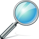 Search Icon 128px png