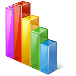 Chart Icon 256px png