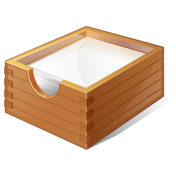 Paper Box Icon 256px png