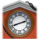 Clock Icon 128px png