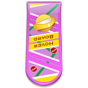 Hoverboard Icon 128px png