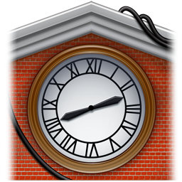 Clock Icon 256px png
