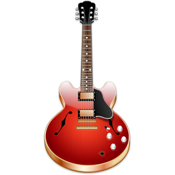 Guitar Icon 256px png