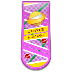 Hoverboard Icon 256px png