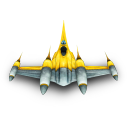 Naboo Bomber Icon 128px png