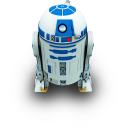 R2D2 Icon 128px png