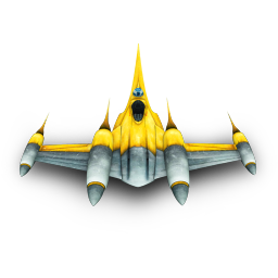 Naboo Bomber Icon 256px png