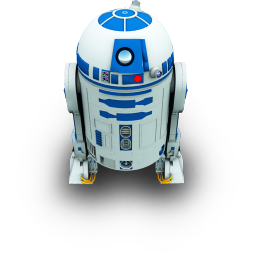 R2D2 Icon 256px png