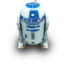 R2D2 Icon 96px png