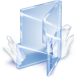 Folder Open Icon 256px png