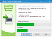 Document Backup: File-backup system