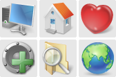 Stock icons: Soft Icons
