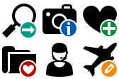 Stock icons: Symbol Duo Icons