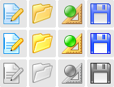 Stock icons: XP Artistic Icons